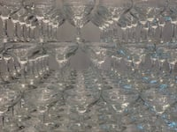 Qty 12 vintage Anchor Hocking champagne coupe glasses Schaumburg, 60193