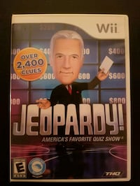 Jeopardy for Nintendo Wii  Vaughan, L4L
