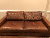 Leather Sofa from COCOCO
