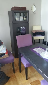 IKEA Table, 4 Chairs & hutch  Toronto
