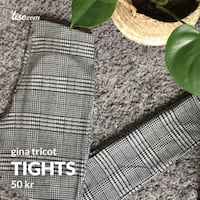 Tights fra Gina Tricot Oslo, 0860
