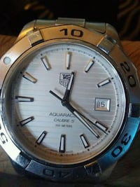 Tag Heuer AquaRacer watch Surrey, V3Z