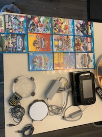 Wii U Console and more Surrey, V4N 0G4