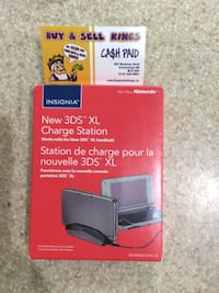 Insignia 3DS Charger Station Toronto, M1H 2A4