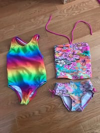 Girls swim wear Markham, L3R