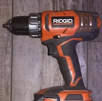 RIDGID - 18-Volt Lithium-Ion Cordless 1/2 in. Compact Drill/Driver - R860052 - Tool Only Parrish