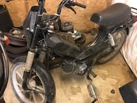 black and gray standard motorcycle Frederick, 21701