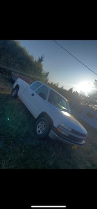 2001 Chevrolet Silverado Anchorage