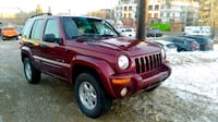 Jeep - Liberty - 2002 3126 km
