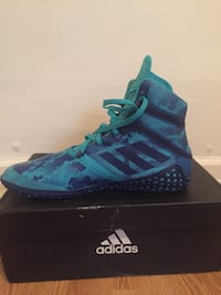 adidas impact wrestling/boxing shoes North Bergen, 07047