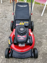 Lawn mower like brand new