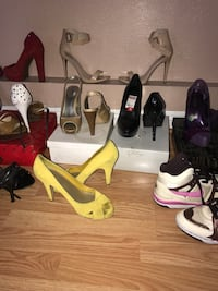 Great stylish shoe collection San Jose, 95127