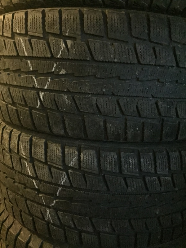 Winter Tires For Sale >> Used Pair 2 215 55 17 Dunlop Winter Tires For Sale In Whitchurch