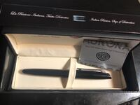 Aurora 88 Black CT Fountain Pen Stockholm, 164 42