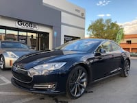2014 Tesla Model S 4dr Sdn 60 *Panoramic Sunroof*Turbine Wheels* Las Vegas, 89118