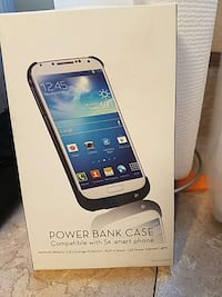 Galaxy S4 Power Bank Case