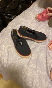 Boys Boat shoes size 10