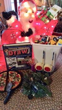 Toys priced separately $5 each Santa not included  Winchester, 22603