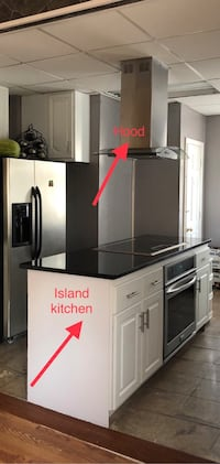 Island Kitchen ready to use  New Hyde Park, 11040