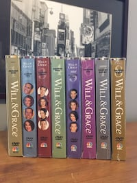 Will and Grace - DVD full series 1-8