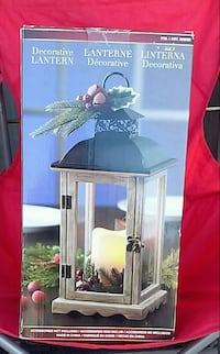New Decorative Lantern Bakersfield, 93308