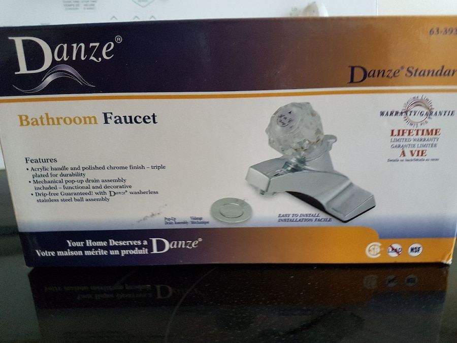 Bathroom Faucet for sale | Only 4 left at -65%