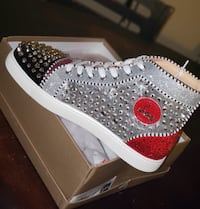 Christian Louboutin high top