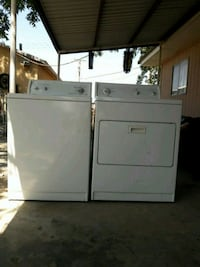 white washer and dryer set Roswell, 88203