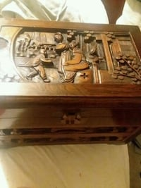 Nice wood jewelry box paid 160 for it
