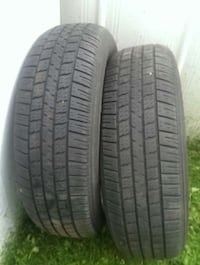 two auto tires