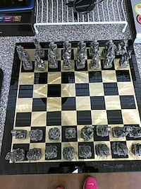 black white and gray chess set Little Rock, 72204