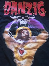 Danzig tour shirt,2xl Pleasant Valley, 26554