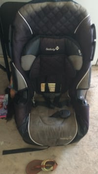 baby's black and gray car seat carrier Calgary, T1Y 2A6