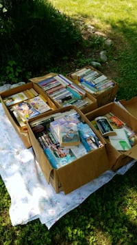 Books (mostly romance  Maryville, 37803