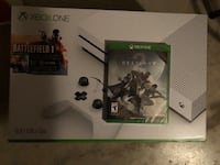 Xbox one S w/ Battlefield 1 and Destiny 2 - Unopened