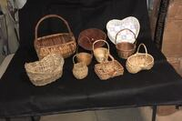 10 vintage baskets all for 1 price Suffolk, 23435
