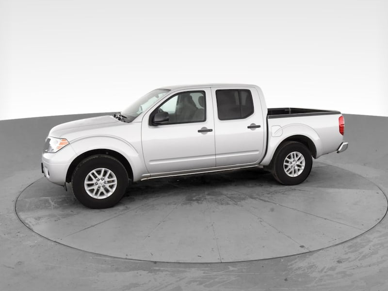 2019 Nissan Frontier Crew Cab pickup SV Pickup 4D 5 ft Silver <br ce81c4eb-612b-4a69-9429-6a23c3f7c45b