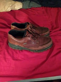 NEW ECCO Brand Very Nice Dress Shoes Size 9.5- Cost over 100 at the store Kansas City, 64118