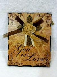 Wall Decoration Wooden Picture Rancho Cucamonga, 91739