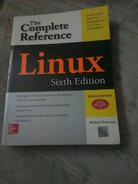 The complete reference: Linux New Delhi, 110064