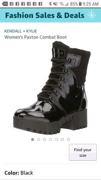 Kendall and kyle boots size 9 new 2241 mi