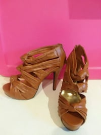 5in Bamboo heels, triple knots   Suitland-Silver Hill, 20746