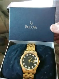 Ladies Bulova Watch...