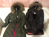TNA jackets  561 km