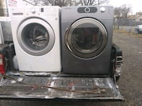 LG washer and  Samsung heavy duty dryer works great Free delivery  Washington