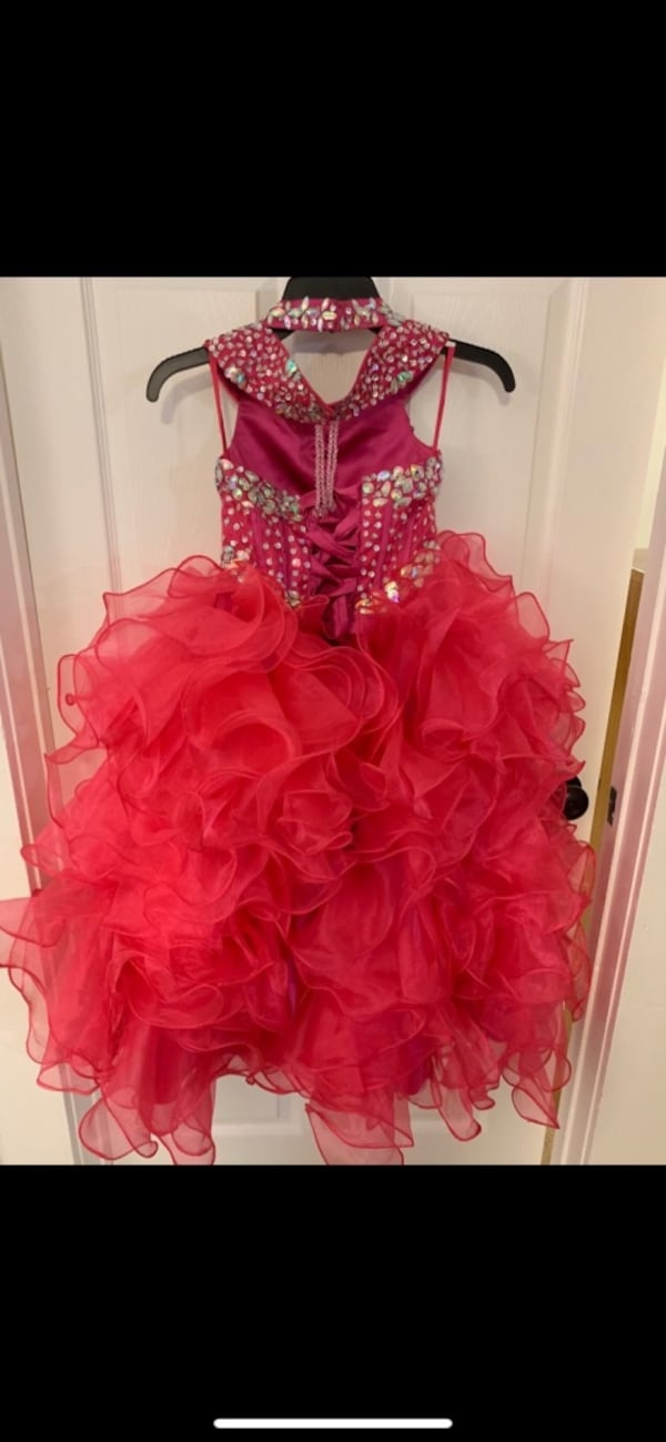 Pageant dress- size 10/12 1