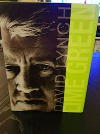 David Lynch Lime Green dvd box set