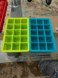 Ice cube trays Langley, V2Y 1R4