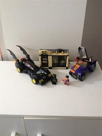 Lego Superheroes Batmobile and the Two-Face Chase #6864