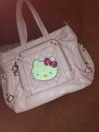 Women's pink Hello Kitty tote bag Surrey, V3R